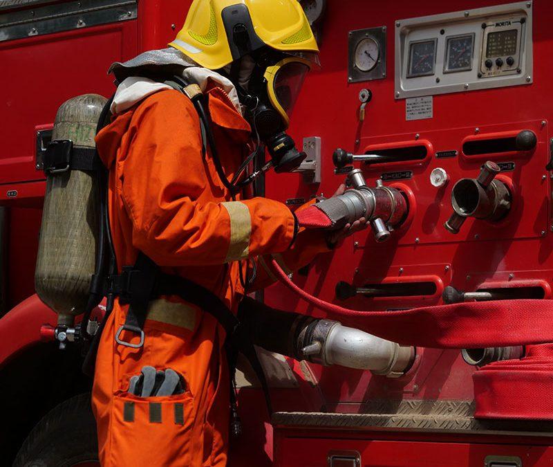 fire fighting contractors in Sharjah