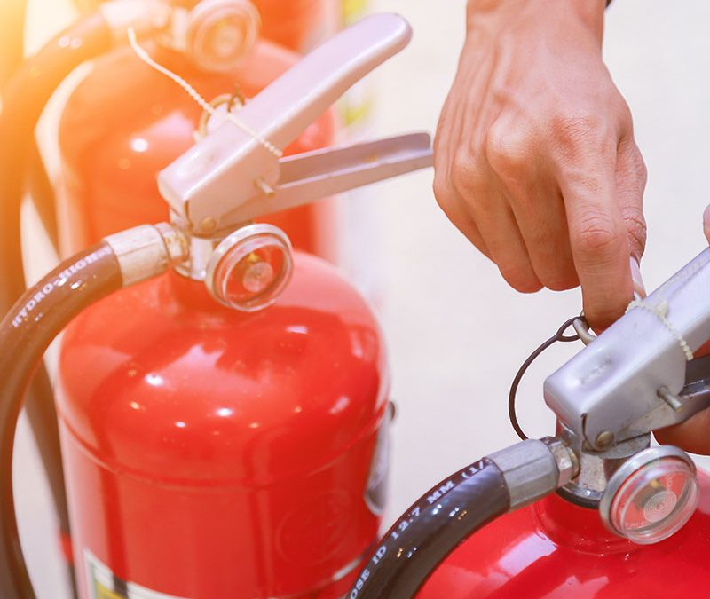 All About Fire Fighting Equipment and Maintenance
