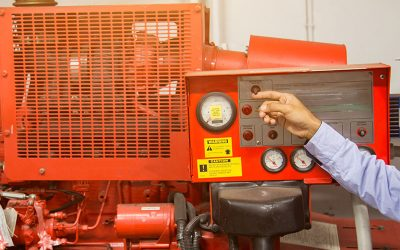 Fire Suppression System – Investment that Secures the Property